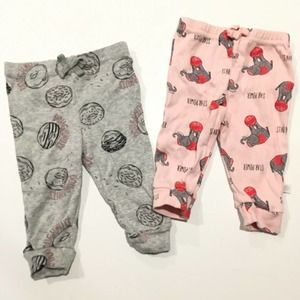 🌈 5 for $25 Rosie Pope Pants sz 3-6 m